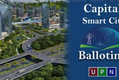 Capital Smart City Official Launch, Balloting, & Latest Prices Details