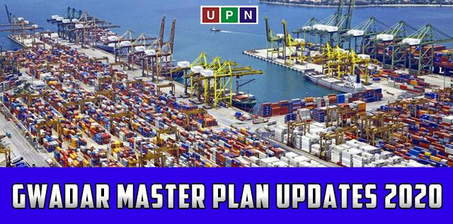 Gwadar Master Plan Updates 2020