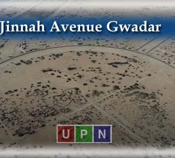 Jinnah Avenue Gwadar - A Hub of Modern Societies