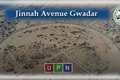 Jinnah Avenue Gwadar - A Hub of Modern Societies