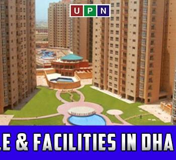 Lifestyle & Facilities at DHA Karachi