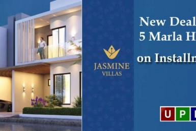 New Deal of 5 Marla House on Installments in Bahria Orchard Phase 4