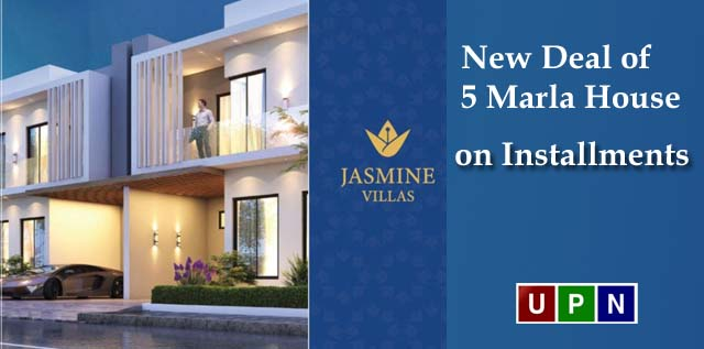 A New Deal of 5 Marla House on Installments in Bahria Orchard Phase 4