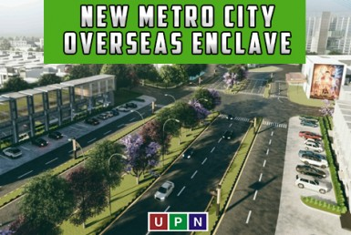 New Metro City Kharian - Overseas Enclave - A New Block with New Opportunities