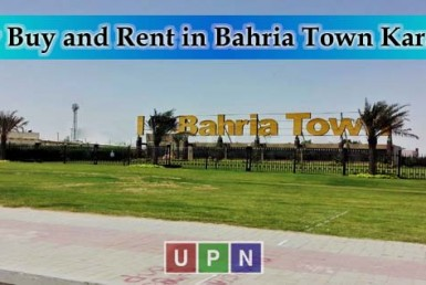 Now Buy and Rent Out the Residential & Commercial Properties in Bahria Town Karachi