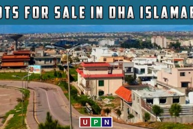 Plots for Sale in DHA Islamabad
