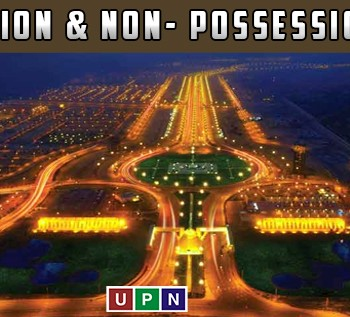 Possession And Non-Possession Areas in Old BTK