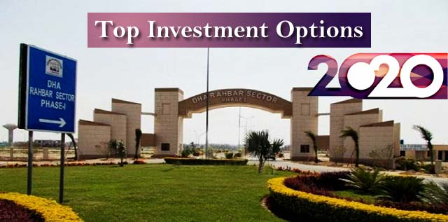 Top Investment Options in DHA Rahbar Lahore – Latest Details 2020