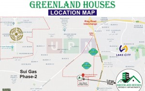 New Deal of Greenland Houses and Apartments Adjasent to Al Kabir Town Phase 2