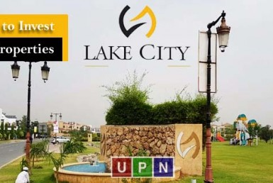 Where to Invest in Lake City Lahore? Best Properties for Sale