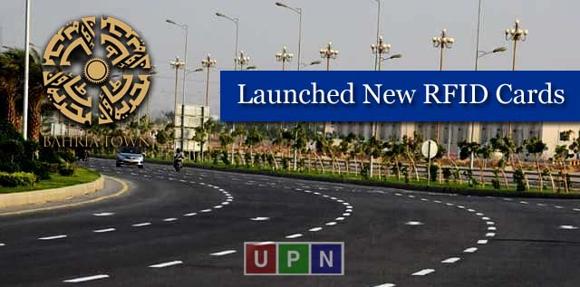 Bahria Town Karachi has Launched New RFID Cards – Latest Updates