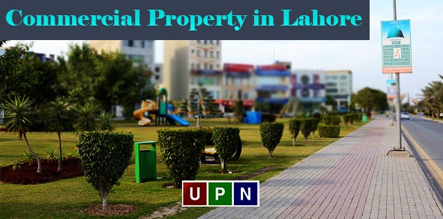 Commercial Property in Lahore – Where to Invest?