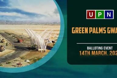 Green Palms Gwadar- Balloting Date Announced