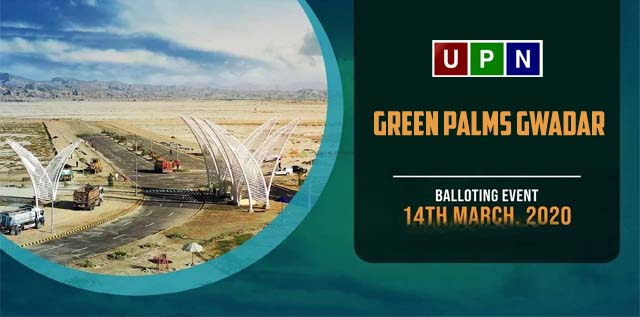 Green Palms Gwadar- Balloting Date Announced
