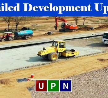 LDA City Lahore - Detailed Development Update March 2020