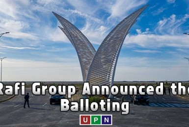 Rafi Group Announced the Balloting and Launch of Overseas Enclave in Green Palms Gwadar