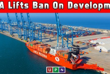 GDA Lifts Ban on Development of New Projects in Gwadar