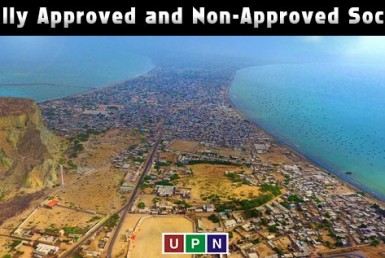 Legally Approved and Non-Approved Societies in Gwadar