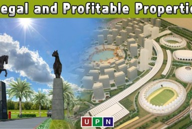Legal and Profitable Properties in Bahria Paradise and Bahria Sports City