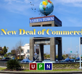 New Deal of Commercial Plots in Bahria Town Rawalpindi Phase 8