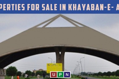 Affordable Properties for Sale in Khayaban-e-Amin LahoreAffordable Properties for Sale in Khayaban-e- Amin Lahore