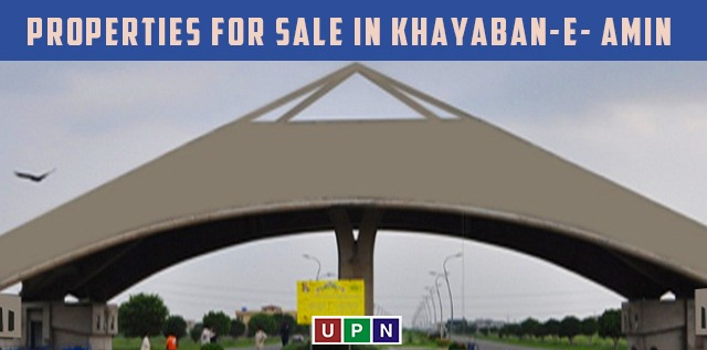 Affordable Properties for Sale in Khayaban-e- Amin Lahore