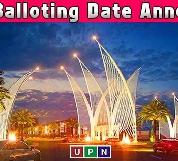 Green Palms Gwadar - New Balloting Date Announced