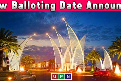 Green Palms Gwadar - New Balloting Date Announced