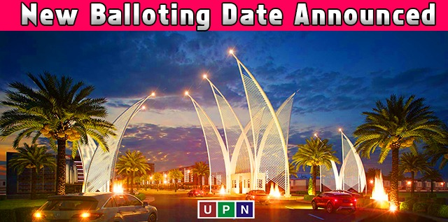 Green Palms Gwadar – New Balloting Date Announced