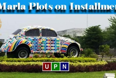 5 Marla Plots on Installments in Bahria Orchard Lahore