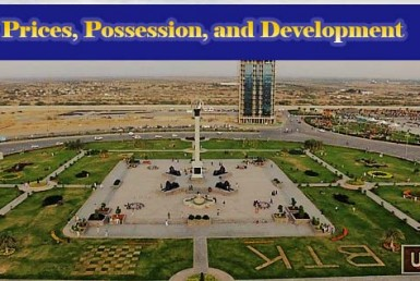 Bahria Town Karachi - Plots, Prices, Possession, and Development - Latest Details March 2020