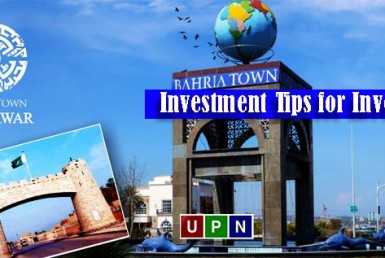 Bahria Town Peshawar - Investment Tips for Investors