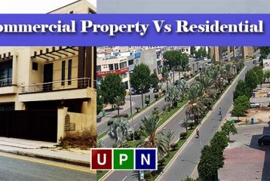 residential vs commercial properties