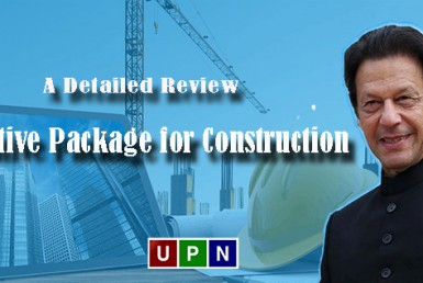 Imran Khan Incentive Package for Construction Industry - A Detailed Review