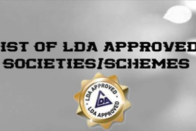 LDA Approved Housing Societies in Lahore - Updated Details 2020
