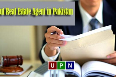 Successful Real Estate Agent in Pakistan