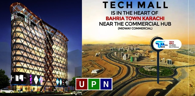 Tech Mall Karachi – Location, Shops, and Investment