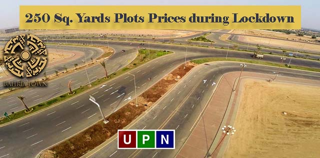 250 Sq. Yards Plots in Old Bahria Town Karachi – Prices during Lockdown