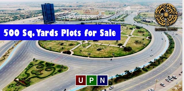 500 Sq. Yards Plots for Sale in Bahria Town Karachi – Affordable Prices