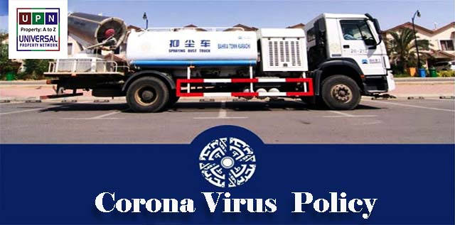 Corona Virus and Bahria Town Karachi's Policy