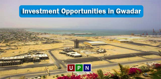 Investment Opportunities in Gwadar – Latest 2020