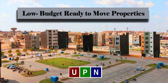 Low- Budget Ready to Move Properties in Bahria Town Karachi