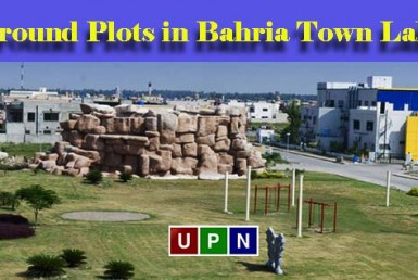 Low-Cost 5 Marla, 10 Marla, and 1 Kanal On-ground Plots in Bahria Town Lahore