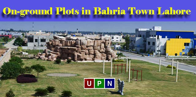 Low Cost 5 Marla, 10 Marla, and 1 Kanal On-ground Plots in Bahria Town Lahore