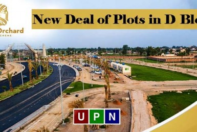 New Deal of 5 Marla, 10 Marla, and 1 Kanal Plots in Al-Noor Orchard Lahore
