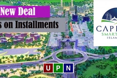 New Deal of Villas on Installments in Capital Smart City Islamabad
