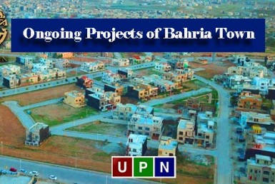 Ongoing Projects of Bahria Town in Lahore