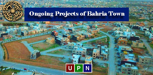 Ongoing Projects of Bahria Town in Lahore, Islamabad, and Karachi – An Overview