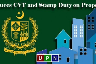 Punjab Government Reduces CVT and Stamp Duty on Property Transactions