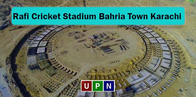 Rafi Cricket Stadium Bahria Town Karachi – Latest Development Update